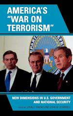 America's War on Terrorism af James M McCormick, Gareth Stansfield