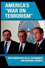 America's 'War on Terrorism' af James M McCormick, Tim Dunne, Gareth Stansfield