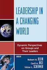 Leadership in a Changing World af Joseph V Montville, Jean Lau Chin, Zachary Gabriel Green