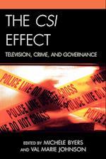 The CSI Effect af Michele Byers