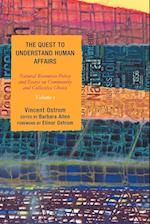 The Quest to Understand Human Affairs af Barbara Allen, Vincent Ostrom