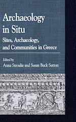 Archaeology in Situ (Greek Studies-Interdisciplinary Approaches)