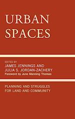 Urban Spaces af James Jennings