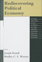 Rediscovering Political Economy af Peter McNamara, Richard Wagner, Bruce Caldwell
