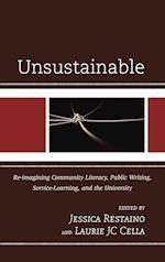 Unsustainable (Cultural Studies/Pedagogy/activism)