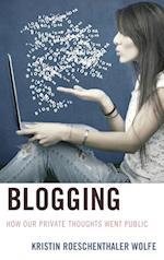 Blogging (Studies in New Media)