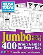 USA Today Jumbo Puzzle Book 2