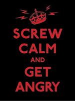 Screw Calm and Get Angry af Andrews McMeel Publishing, Editor