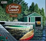 Cottage Country 2018 Wall Calendar