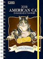 American Cat[[ 2018 Engagement Planner - Spiral
