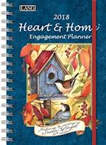 Heart & Home 2018 Engagement Planner - Spiral