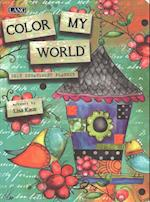 Color My World 2019 Classic Planner