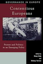 Contentious Europeans (Governance in Europe Series)