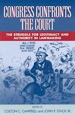 Congress Confronts the Court af John F Stack, Colton C Campbell