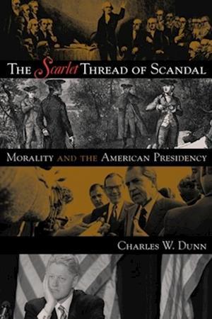 Bog, ukendt format Scarlet Thread of Scandal CB af Dunn