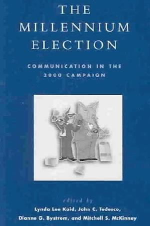 Bog, paperback The Millennium Election af Lynda Lee Kaid, etc
