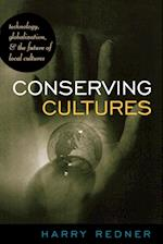 Conserving Cultures af Harry Redner
