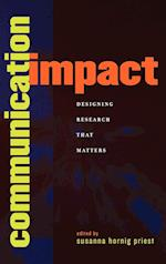 Communication Impact af Susanna Hornig Priest