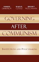 Governing After Communism af Hellmut Wollmann