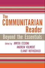 The Communitarian Reader af Amitai Etzioni