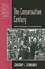 The Conservative Century af Schneider