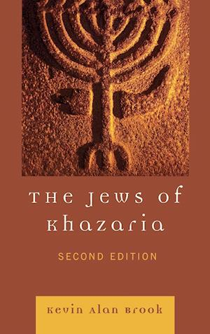 Bog, hardback The Jews of Khazaria af Kevin Alan Brook
