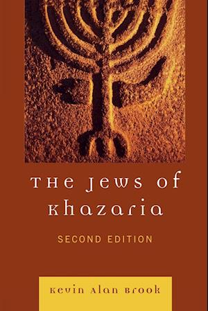 Bog, paperback The Jews of Khazaria af Kevin Alan Brook