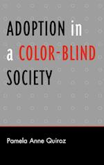 Adoption in a Color-Blind Society (Perspectives On A Multiracial America)