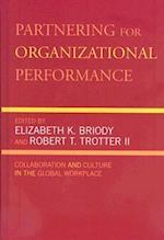 Partnering for Organizational Performance