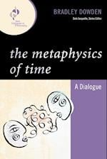 The Metaphysics of Time af Dale Jacquette