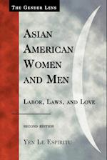 Asian American Women and Men af Yen Le Espiritu