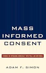 Mass Informed Consent af Simon