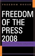 Freedom of the Press 2008 af Freedom House