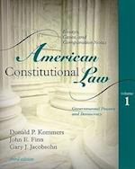 American Constitutional Law, Volume 1