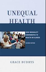 Unequal Health af Grace Budrys
