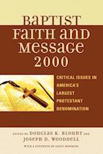 Baptist Faith and Message 2000