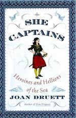 She Captains af Joan Druett
