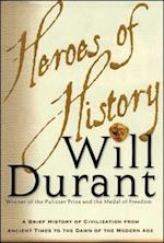 Heroes of History af Will Durant