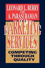 Marketing Services af A. Pasuraman, Leonard L. Berry