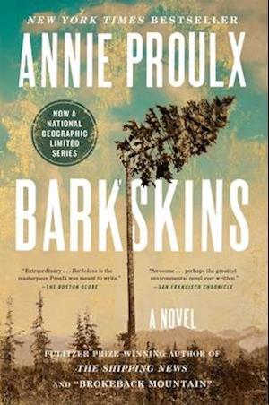 Bog, paperback Barkskins af Annie Proulx