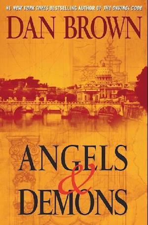 Bog hardback Angels and Demons af Dan Brown