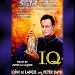 Star Trek: The Next Generation: IQ (STAR TREK, THE NEXT GENERATION)