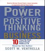 Power Of Positive Thinking in Business