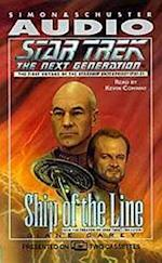 Star Trek Next Generation: Ship of Line (STAR TREK, THE NEXT GENERATION)