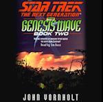Genesis Wave Book 2 (STAR TREK, THE NEXT GENERATION)