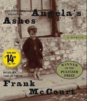 Lydbog, CD Angela's Ashes af Frank McCourt