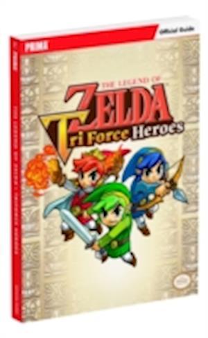 Bog paperback The Legend of Zelda: Tri Force Heroes Standard Edition Guide af Prima Games