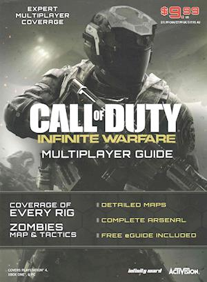 Bog, paperback Call of Duty: Infinite Warfare af Phillip Marcus