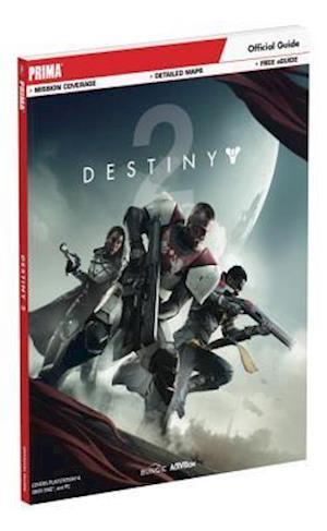 Bog, paperback Destiny 2 af Prima Games