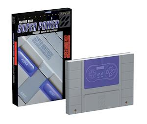 Bog hardback Playing With Super Power: Nintendo Super NES Classics af Prima Games